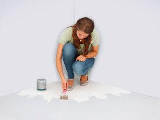 Vloerverf/Peinture de sol